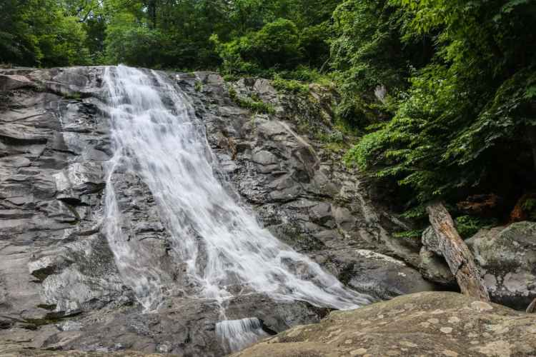 Upper Whiteoak Canyon Falls - Best Day Hikes in Shenandoah National Park