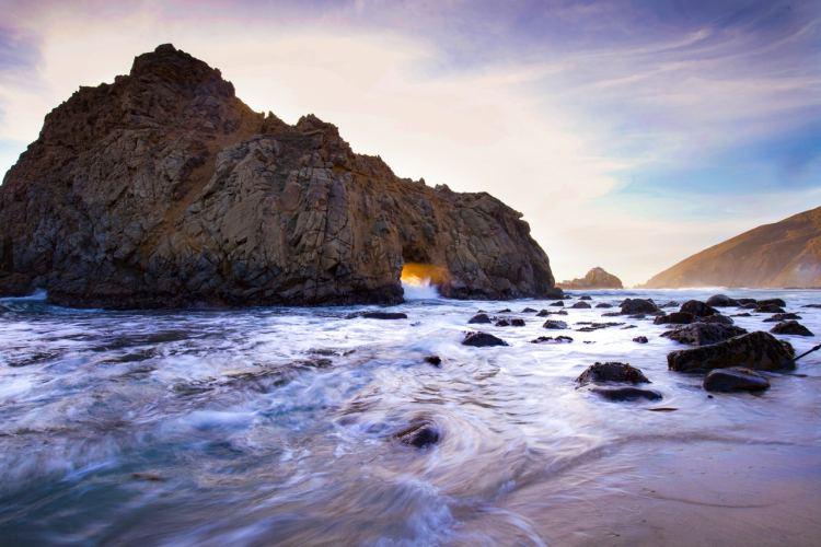 Julia Pfeiffer Burns State Park, California - Best American State Parks