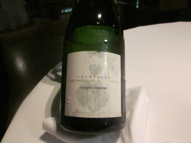 Jaques Lassaigne Champagner