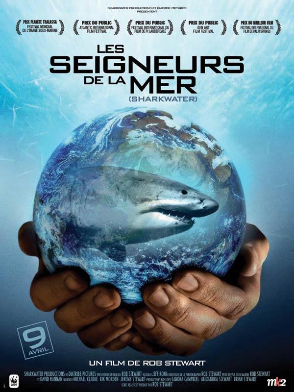 Rob Stewart est le réalisateur du film Sharkwater