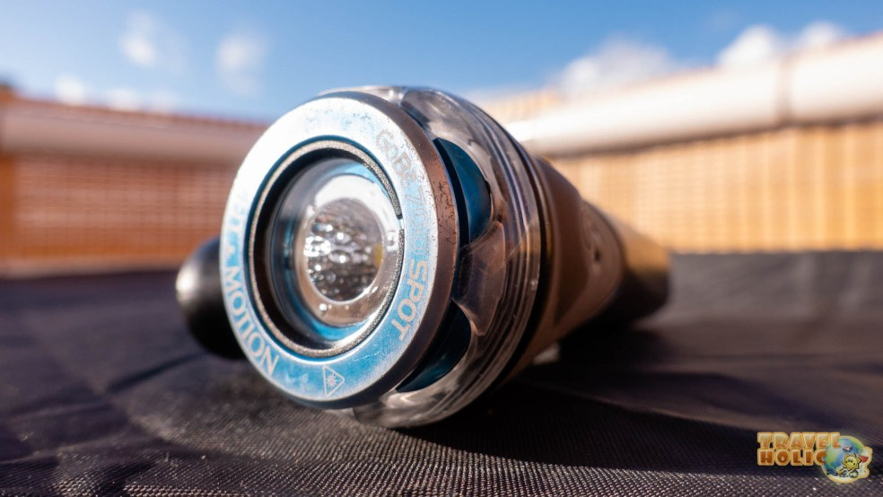 Lampe de plongée GoBe 700 Spot Light & Motion