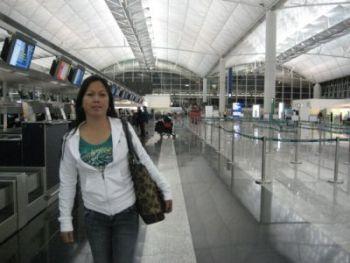 Hong Kong Flight Airport Discover Hong Kong Chek Lap Kok