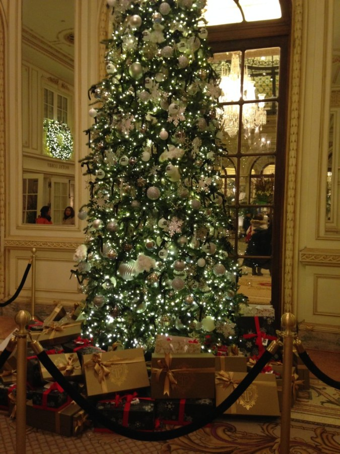 Plaza hotel - Noël à New-York © Travel-me-happy.com