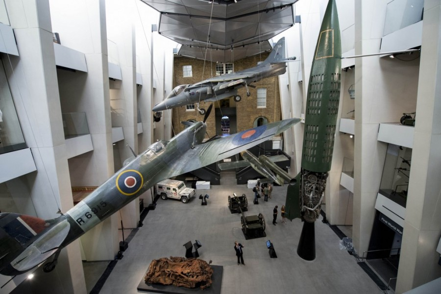 Imperial-war-museum © Lucy Young