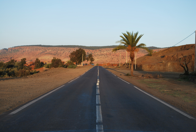 Sur la route d' Essaouira 2012  © Travel-me-happy.com
