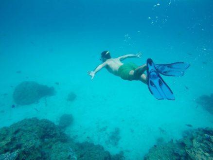 snorkeling lagon bora bora
