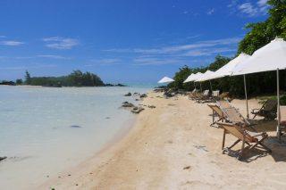 îlot Gran Zil face à l'hotel Zilwa Attitude