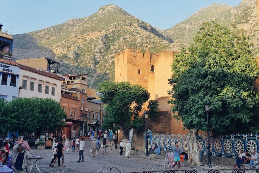 Chefchaouen-Maroc 1