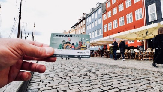 copenhague card