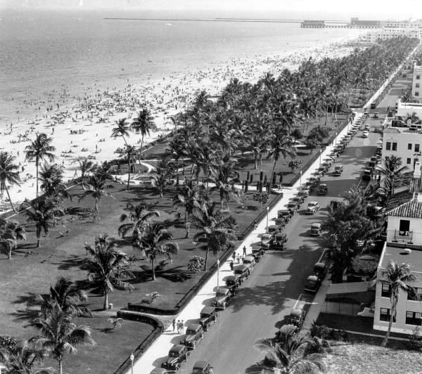 Lummus park 1934