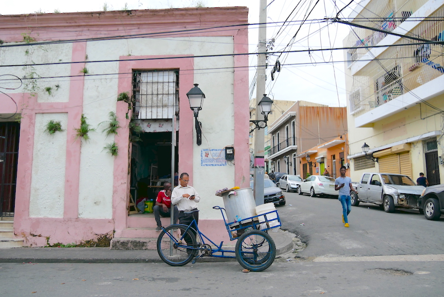 maison rose saint domingue