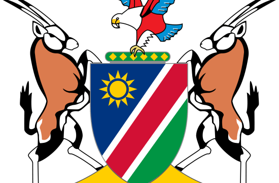 Coat of Arms Namibia