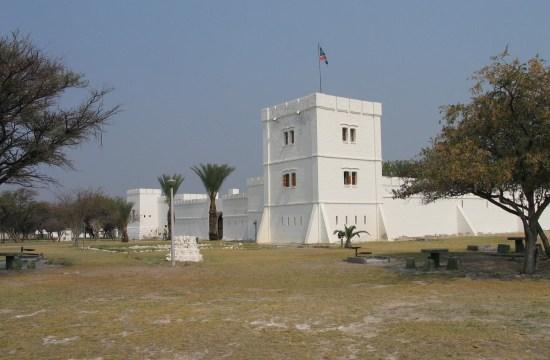 Fort Namutoni (NWR)