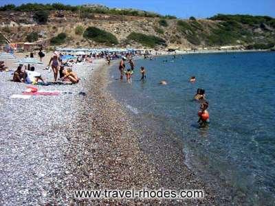 Kalithea Rhodes Greece