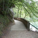 travel-slovenia-bled-path-view