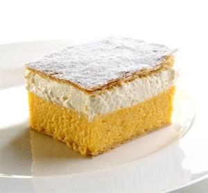 Bled vanilla cream