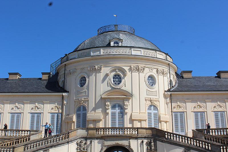 Palacio Solitude Stuttgart Turismo Alemani