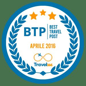 Badge BTP Aprile 2016