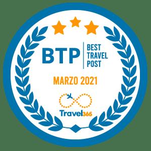 Badge BTP Marzo 2021
