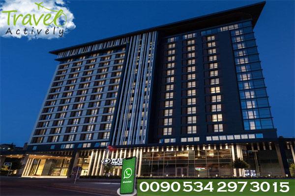 فندق ويش مورWish More Hotel Istanbul