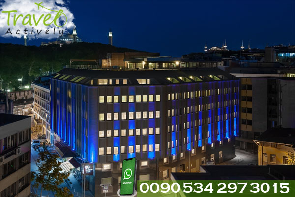 Double tree by Hilton Istanbul Sirkeci