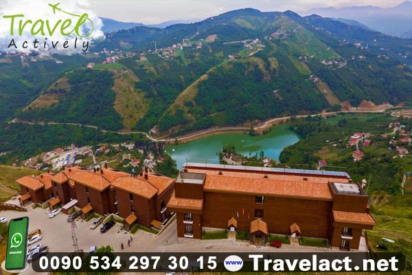 فندق ومنتجع البحيرة سيرا ليك طرابزون  Sera Lake Resort Hotel