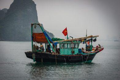 Junk Boat