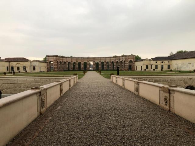 Palazzo Te, Mantua, Mantova, Italy