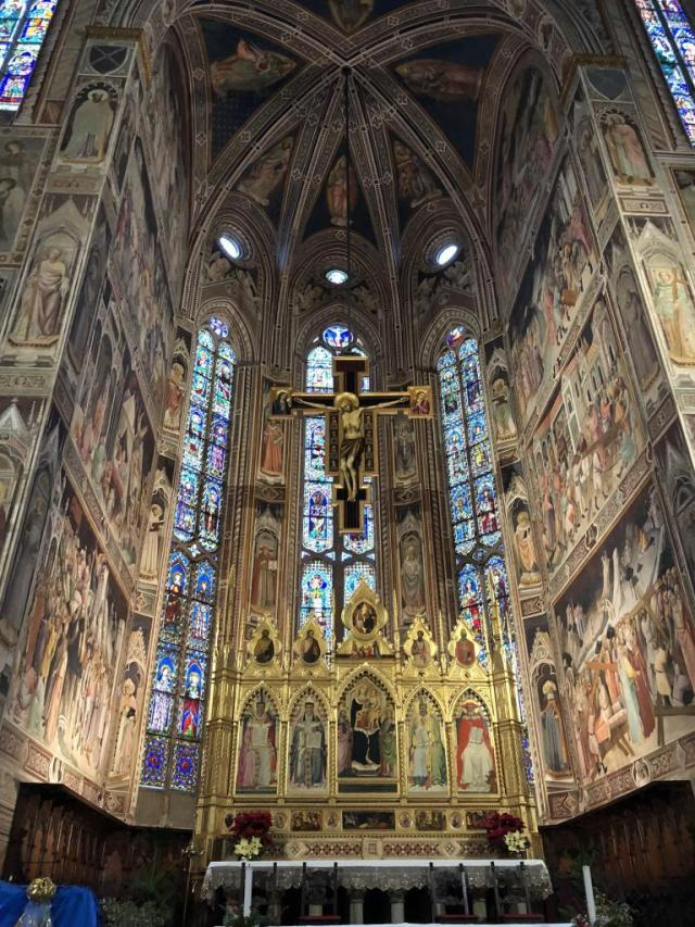 Santa Croce Florence is a Must See and Do