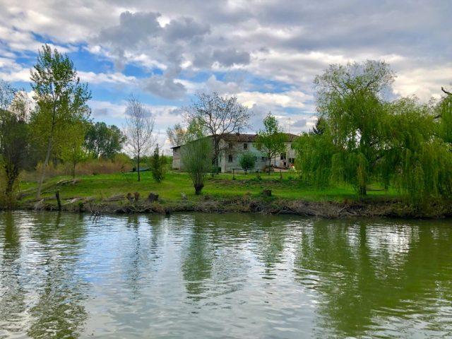 Mantova - River Mincio, river cruise