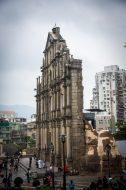 Ruins of St. Paul