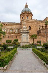 Palermo The Duomo