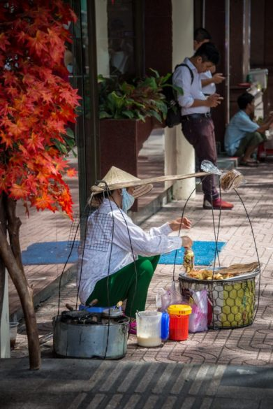 Photo of lady in Vietnam - best travel photography