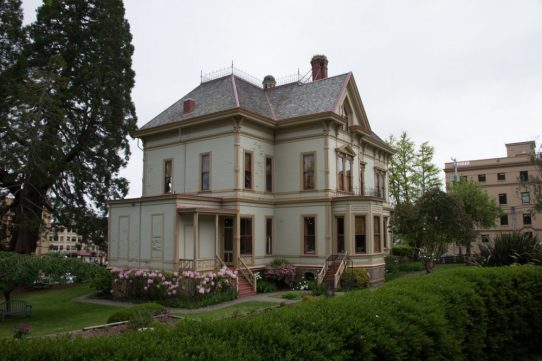 Victorian Home in Astoria OR