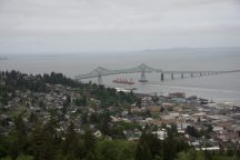 The View from Astoria Column