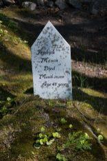 Historic Cemetery in Alaska