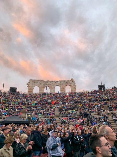 Concert at the Roman Arena