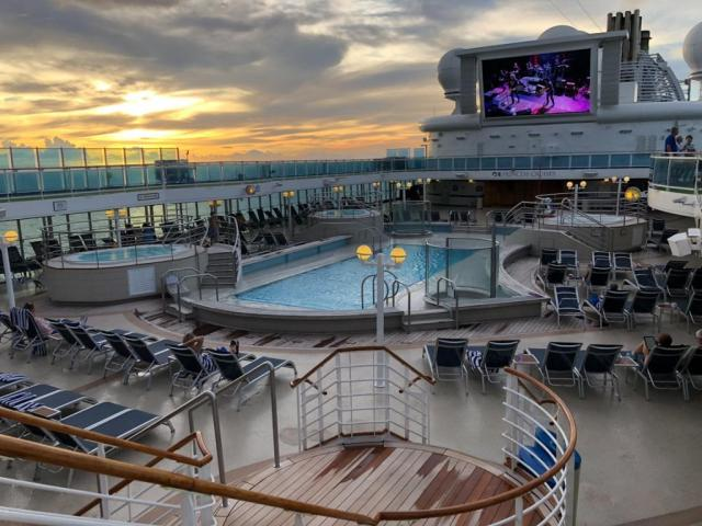 A fun time on a Cruise Repositioning from the Caribbean to Europe and a Stereotype that is not true