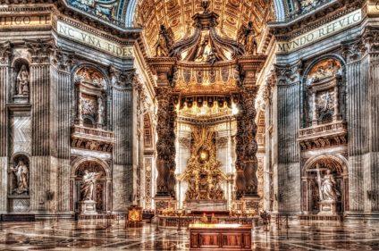 Saint Peter Altar