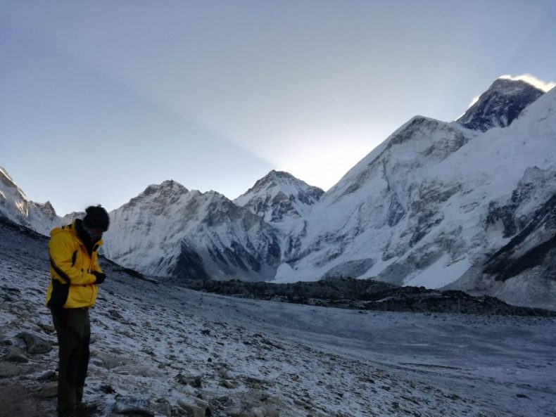 Gorak Shep to Kala Patthar - Mount Everest Base Camp Trek