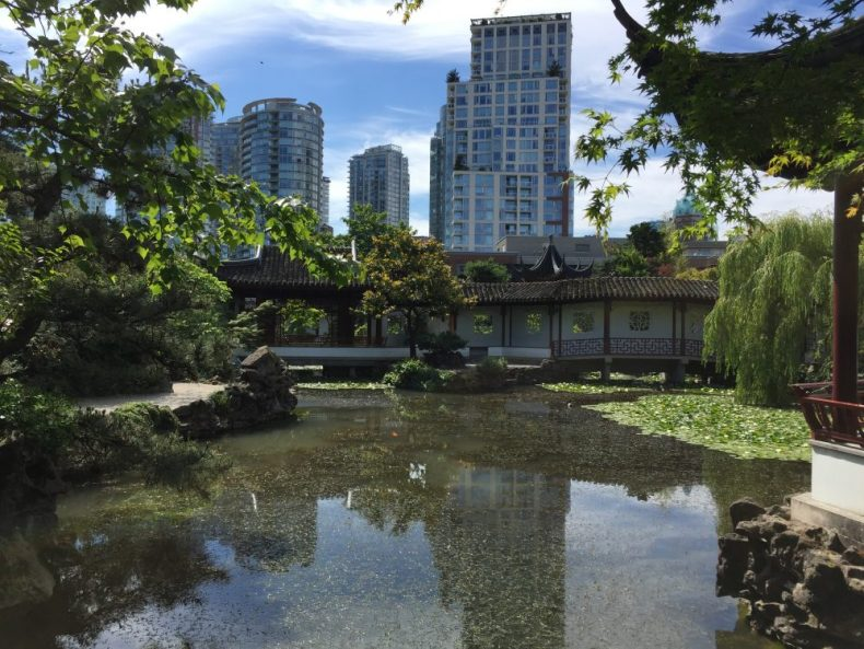 One of the best things to see in Vancouver: Dr. Sun Yat-Sen Classical Chinese Garden