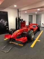 Prototype at the Ferrari Musum in Maranello