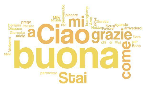 Our Italian Journey, Italian phrases, ouritalianjourney.com