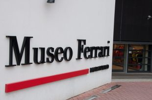 Ferrari Museum Maranello Italy