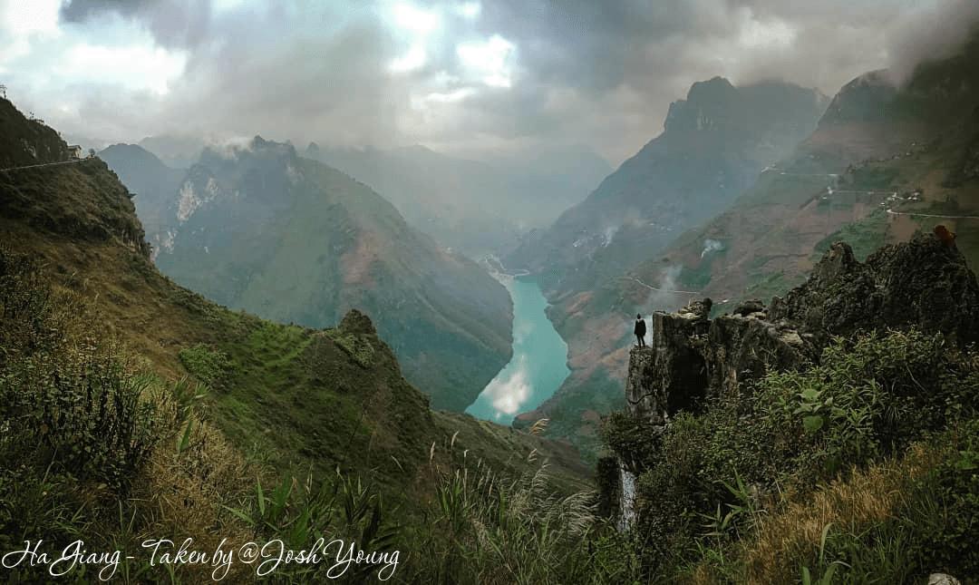 Hi Giang Mountains Vietnam