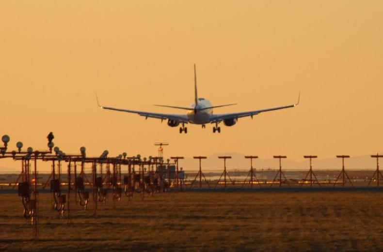 landing, sunset, flight - book appropriately to avoid a costly cruise mistake