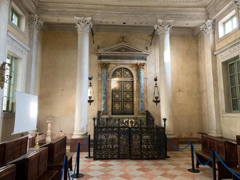 Sabbioneta, Synagogue, Mantova, Italy