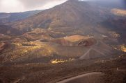Silvestri Craters - Mount Etna Excursion on our Mediterranean Cruise Adventure