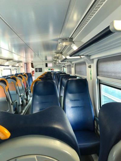 Regional Train to Civitavecchia