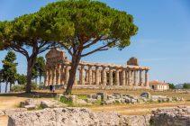 magnificent temples at Paestum